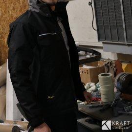 Veste de travail hiver Snickers en rip stop