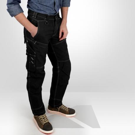 Pantalon de travail multipoche X1500 Blaklader