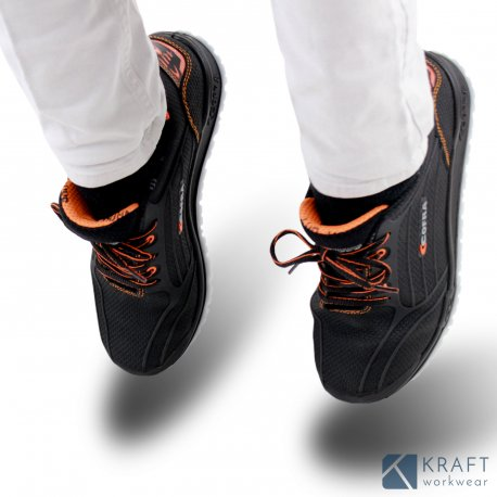 Basket de sécurité légère Cregan Cofra Kraft Workwear