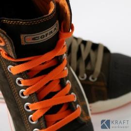 Chaussure de sécurité style converse Cofra Conférence semelle détail 1