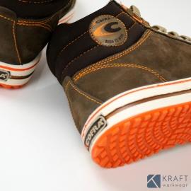 Chaussure de sécurité style converse Cofra Conférence semelle détail 2