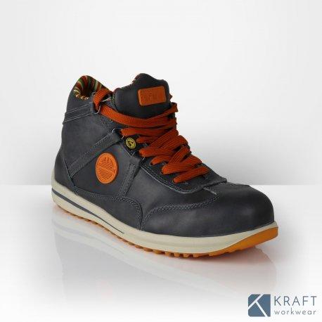 Dike De Chaussure Montante Racy Sécurité Kraft Workwear c5jR4A3Lq
