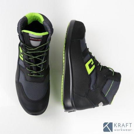 Chaussure sécurité sans métal Giasco New York S1P Kraft
