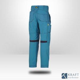 Pantalon de travail respirant Snickers bleu