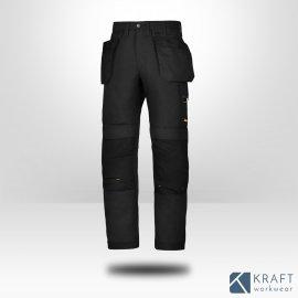 Pantalon de travail respirant Snickers noir