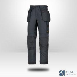 Pantalon de travail respirant Snickers gris