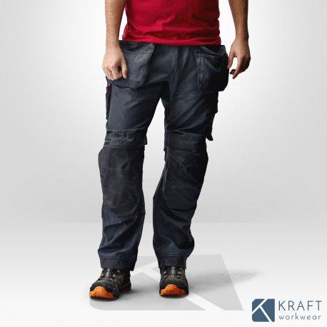Travail Workwear Pantalon Snickers Respirant De Kraft 5XnqS0w