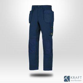 Pantalon de travail respirant Snickers marine