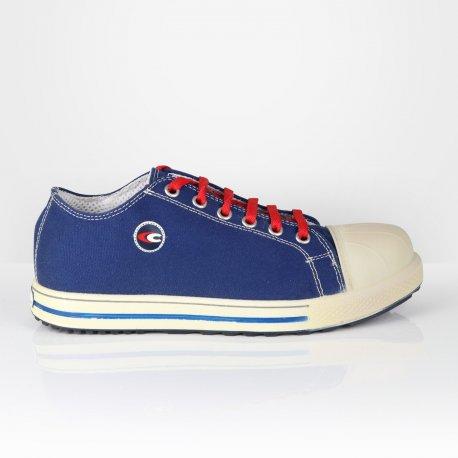 Chaussures de sécurité basses style converse Cofra S1P Triple