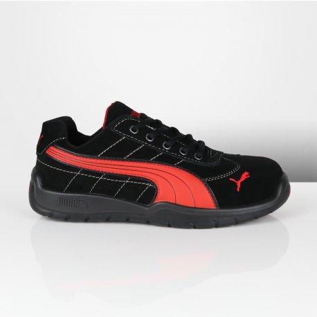 chaussures de s curit puma s1p silverstone low kraft. Black Bedroom Furniture Sets. Home Design Ideas