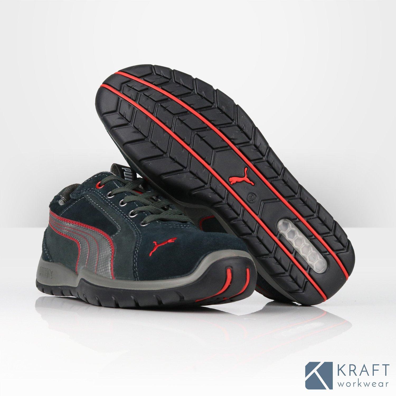 chaussures de séparation 4ddd4 1f972 Basket de sécurité Puma S1P Dakar Low