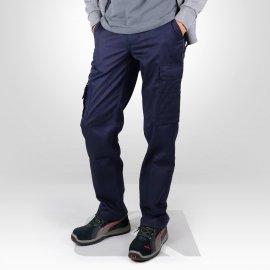Pantalon de travail Cargo Blaklader marine