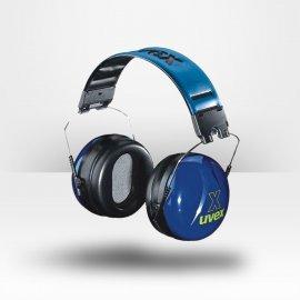 Casque anti-bruit Uvex X bleu