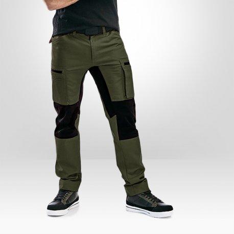 f433762f93c376 Pantalon paysagiste été Blaklader - Kraft Workwear