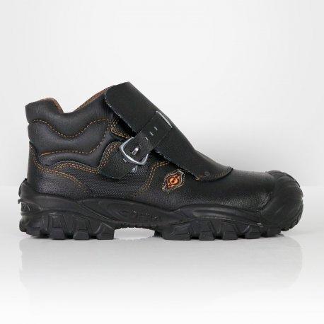 Chaussure de sécurité soudeur cuir Cofra New Tago