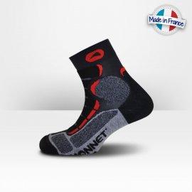Chaussettes basses pieds sensibles