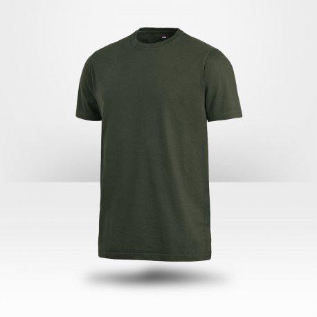 T-shirt 100% coton FHB Jens vert olive