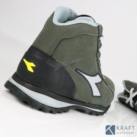 Diadora Chaussure S3 Ii Workwear Sécurité Glove De Kraft Haute Yb67fyg