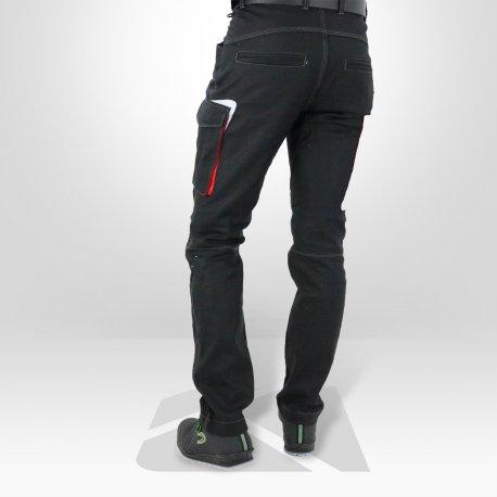 Pantalon de travail slim multipoches Cofra Biwer