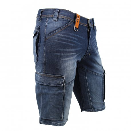Short de travail Dike en jean