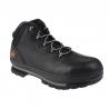 Vue de face des chaussures de sécurité Splitrock Timberland Pro coloris noir par Kraft workwear