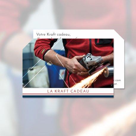 Carte cadeau Kraft Workwear