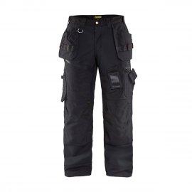 Pantalon de travail doublé hiver Blaklader X1500 Softshell