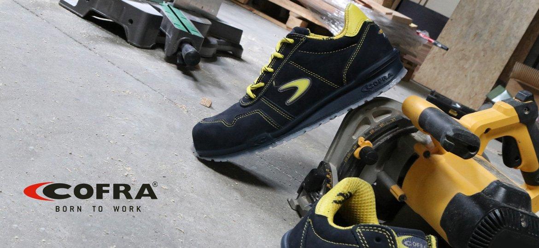 sélection premium bb0b1 68e4f Le meilleur de Cofra - 100% style et confort - Kraft Workwear