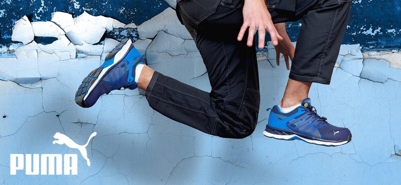 c02afa36c8 Nous avons sélectionné les plus beaux modèles de chaussures de sécurité  signés Puma Safety : des baskets professionnelles confortables et super  stylées de ...