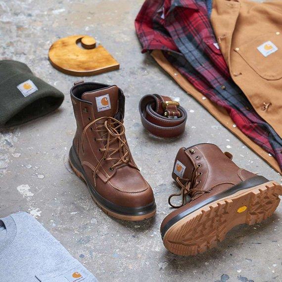 Le meilleur de Carhartt 100% style et confort Kraft Workwear