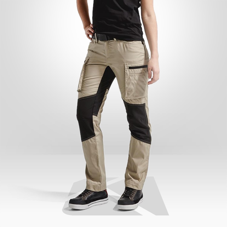 pantalon de travail femme stretch blaklader kraft for ladies. Black Bedroom Furniture Sets. Home Design Ideas