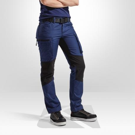 Blaklader Femme Kraft Travail For Qzqfr1 Pantalon Stretch De Ladies wkOn0P